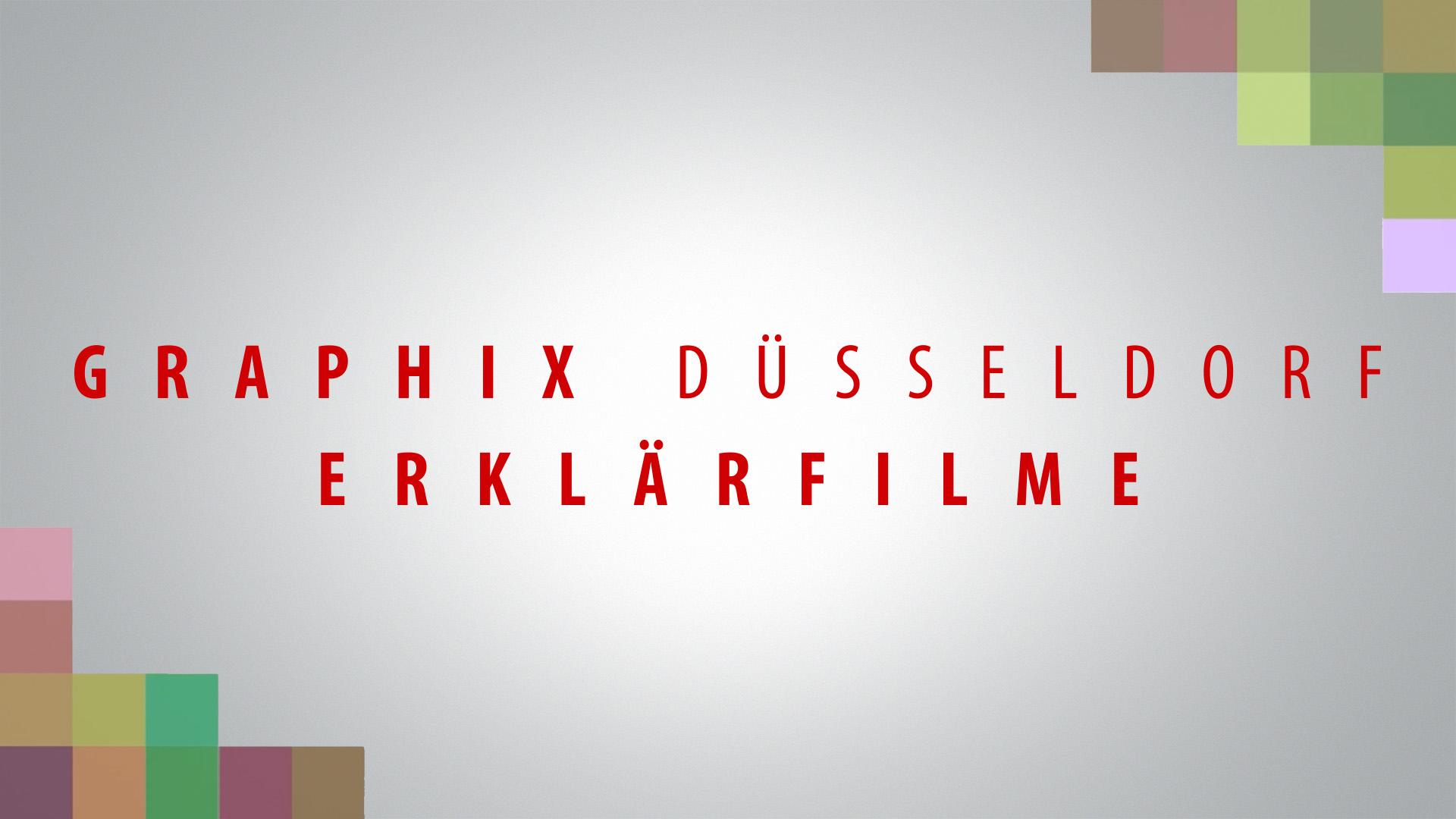 Graphix Erklärfilm Showreel Titelbild