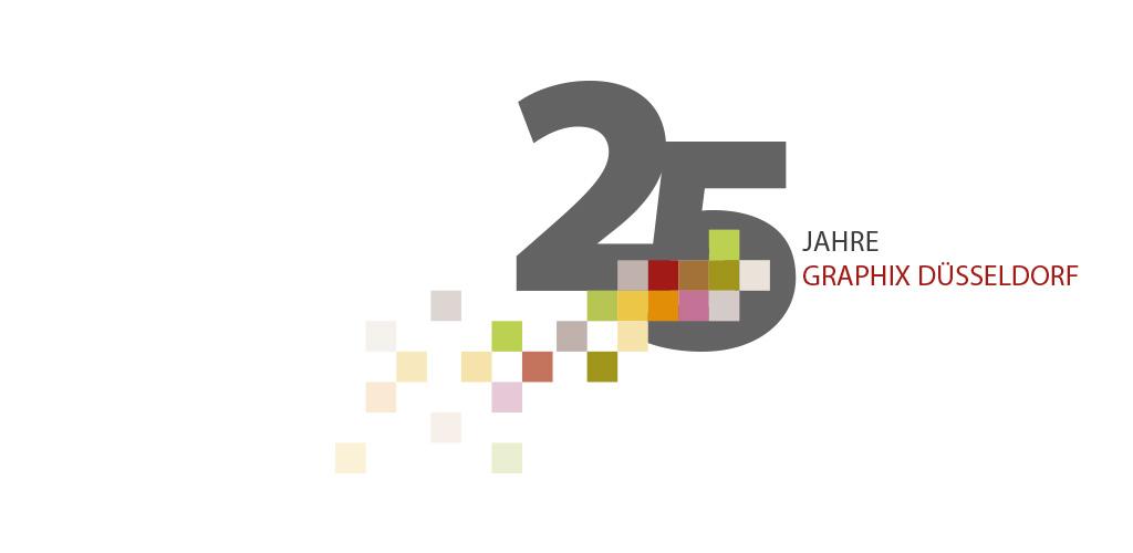 Werbeagentur Graphix Düsseldorf feiert 25-jähriges Jubiläum