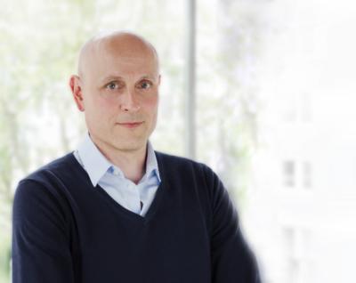 Profilbild von Andreas Fraessdorf - Geschäftsführer Graphix Düsseldorf
