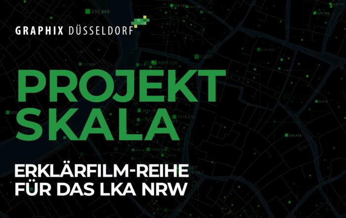 Projekt Skala Erklärfilm-Reihe für das LKA NRW